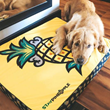 Staypineapple Says It's Okay to Leave Your Four-Legged Friend in Your Room