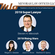 Four Attorneys from Mevorah Law Offices LLC Earn Super Lawyers Honors