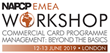 The NAPCP Will Hold a Two-Day Commercial Card Workshop in London To Address How to Administer and Manage a Commercial Card Programme