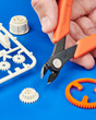 New Xuron® Plastic Sprue Cutter Removes Individual Parts Without Crushing
