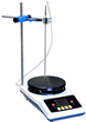 "New Magnetic Stirrer with 7"" Heated Plate One of the Most Advanced on the Market"
