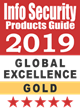 NopSec Wins the Gold in the 15th Annual Info Security PG's 2019 Global Excellence Awards®