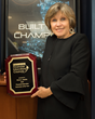 Maria Riofrio Receives NFEC's 2019 Financial Education Instructor of the Year Award for Financial Literacy Education