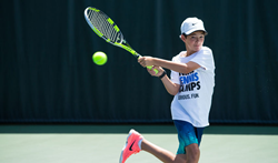 Nike Tennis Camps offer camps at over 100 different locations