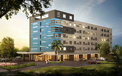new ac hotel in doral set to open its doors near cityplace doral. Black Bedroom Furniture Sets. Home Design Ideas