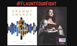 United Breast Cancer Foundation at the 61st Grammy® Awards