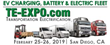 Philatron Wire and Cable will be Attending the 2019 Transportation and Electrification Expo in San Diego, CA