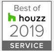 MOSS Wins Best of Houzz 2019 for Superior Customer Service