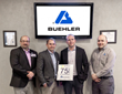 Buehler Celebrates 75 Years Partnership with ASM International