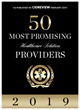 TraceSecurity Named to 'CIOReview' 50 Most Promising Healthcare Solution Providers List