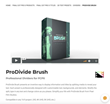 Developers at Pixel Film Studios Create and Captivate with ProDivide Brush for Final Cut Pro X.