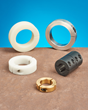 Stafford Introduces Special Shaft Collars and Couplings in Materials That Match Application Requirements