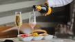 New Veuve Clicquot Champagne and Fruit Caviar Welcome at Grand Velas Los Cabos