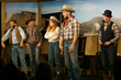 "A True Family Radio Performance of the Western Romance ""Ride 'Em Cowboy"" by L. Ron Hubbard"