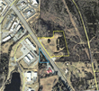 5.5 Acres – Zoned C-2 Commercial and .55 Acres Zoned A-1 in Calhoun, GA - Online Auction