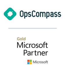 OpsCompass achieves Microsoft Global Gold partnership status for Cloud.