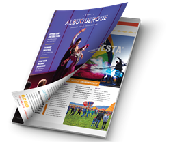 Visit Albuquerque Releases 2019 Official Albuquerque Visitors Guide