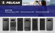 Pelican Launches Six Durable Phone Cases For Latest Samsung Galaxy S10 Line of Phones