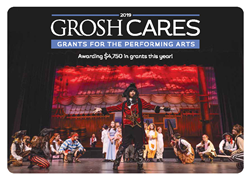 Grosh Cares Grants for Performing Arts