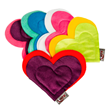 4cats Heimtierbedarf GmbH Launches NEW Colourful Cat Toy Cuddly Heart