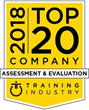 Caliper Selected as an Assessment and Evaluation Top 20 Company by the Training Industry Second Year in a Row