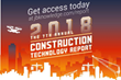 Annual Construction Technology Report  by JBKnowledge Gives Real-Time Visuals of Tech Adoption and Budgeting
