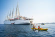 Windstar Immerses Guests in the Waters of the World with  Complimentary Watersports Program