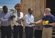 Windstar Cruises Anchors in Barbuda to Hand-deliver Relief Funds for the Island's School