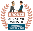 Scivantage Takes Home Bronze at The 2019 Stevie® Awards in Sales and Customer Service Category