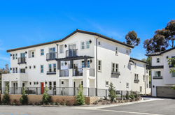 Image Of Three Story Luxury Apartment Townhouses Meridian At Phillips Ranch