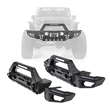 Stryker Deployment: Smittybilt Launches New Deep Draw Press-Formed Off-Road Bumper for the Jeep JK/JL
