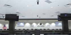 Hands-free school board meeting broadcast and video stream