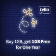 Spring Deal: Tello Mobile Announces Double Data for One Year