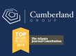 Cumberland Group Named a Top 10 Workplace in AJC's 2019 Contest Ranking 150 Metro-Area Employers