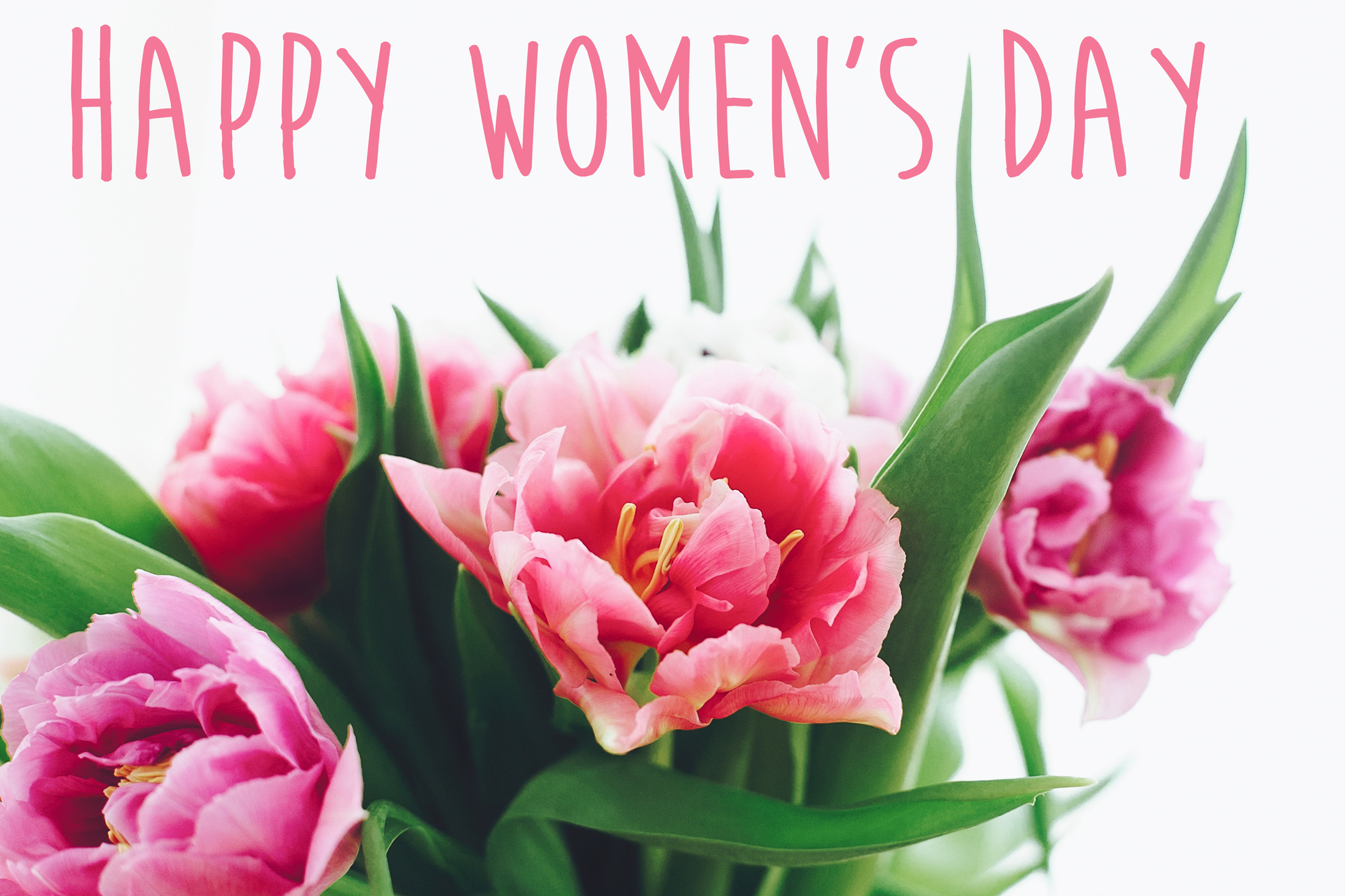 CA Flower Mall Proudly Celebrates Women's Day 2019 With