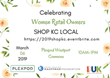 ProjectUK (United Knowledge) in Partnership with Plexpod Westport Commons to Celebrate Female Retail and Product Owners during Women's History Month
