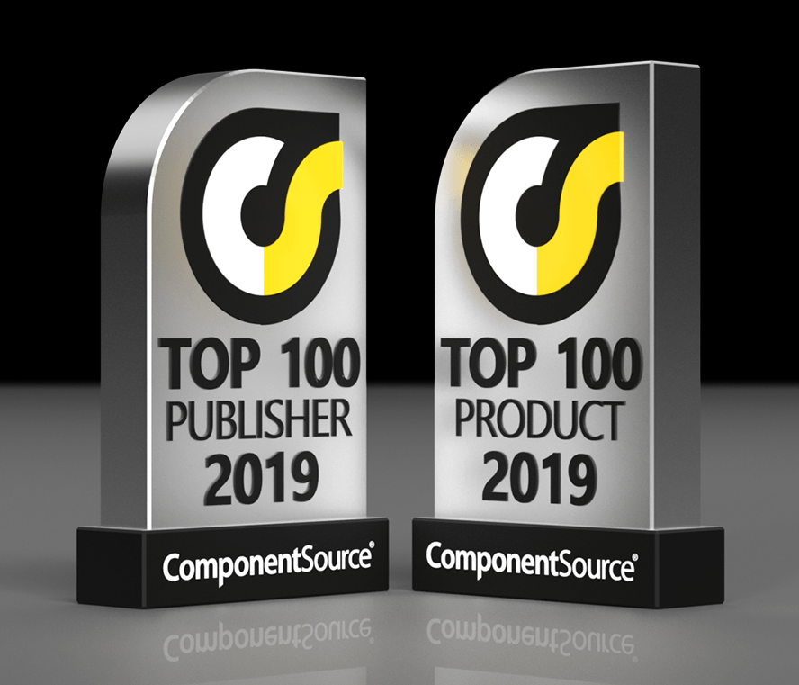 ComponentSource Announces 2019 Award Winners