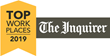 The Philadelphia Inquirer Names SkillSurvey a Winner of the Delaware Valley Top Workplaces 2019 Award