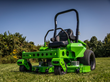 All Electric Commercial Zero-Turn mowers head for Southern California