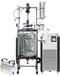 100-Liter Glass Reactor Turnkey Set Performs Four Essential Functions for Cannabis Processors