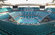 Seating Solutions Constructs Unprecedented Spectator Structure Transforming the Hard Rock Stadium into a Premier Tennis Venue for the Miami Open