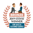 Lurn, Inc. Wins 2019 Bronze Stevie® Award for Sales & Customer Service