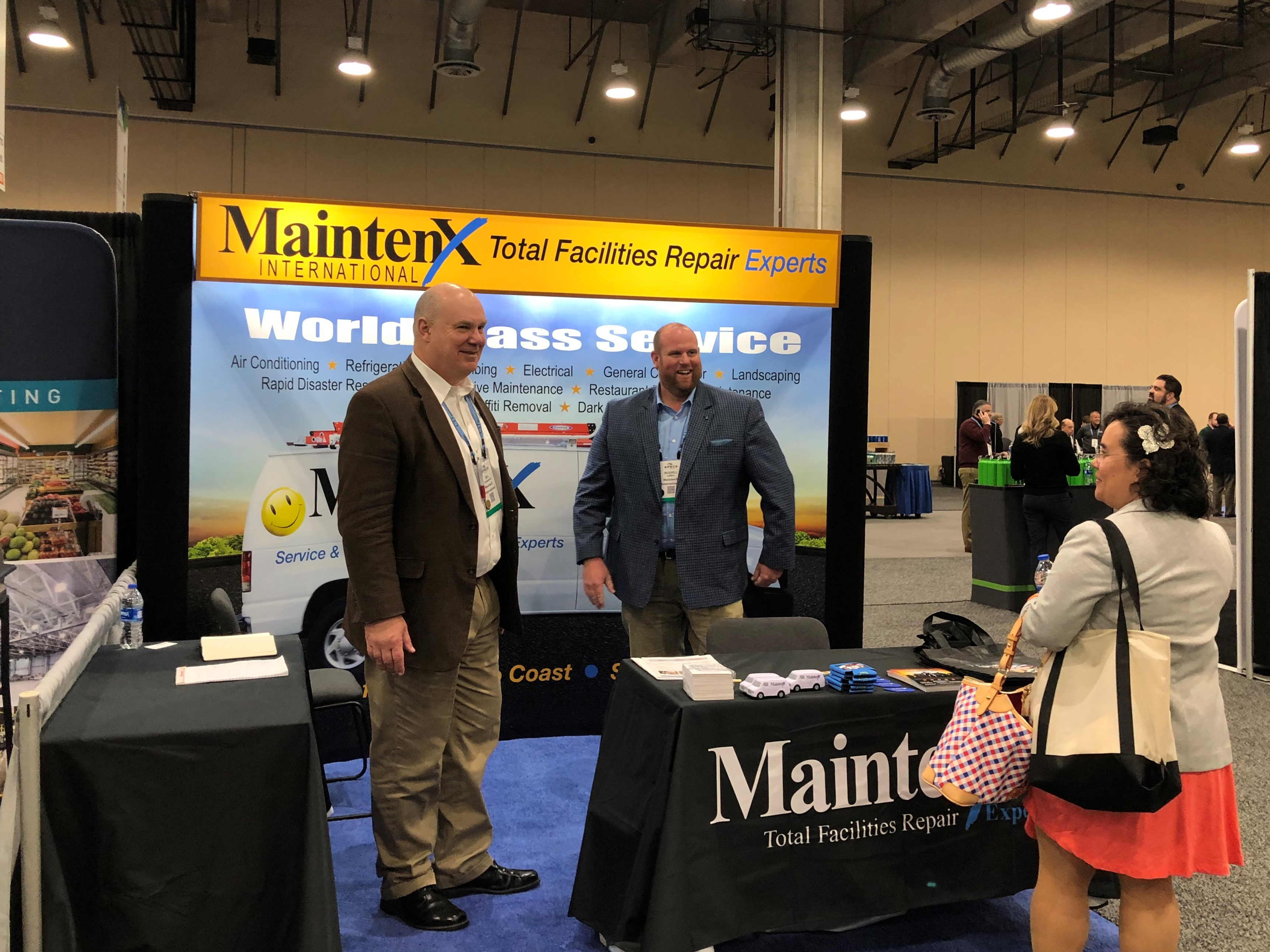 Brick-and-Mortar Stores Learn Benefits of MaintenX at SPECS