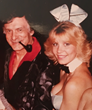Gisela Colaiuta and Hugh Hefner