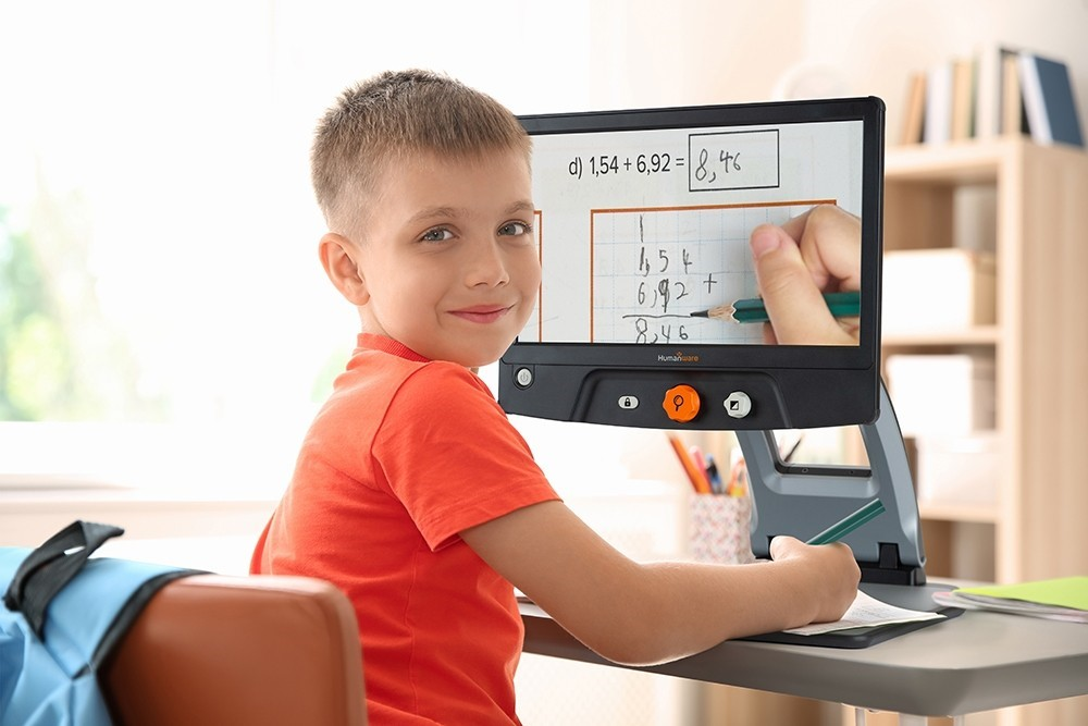New Assistive Technology for the Visually Impaired makes ...
