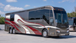 Prevost Value Leader Emerald Luxury Coaches Unveils First H3-45 Conversions