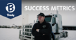 Stay Metrics Announces Case Study on Partnership with Brady Trucking