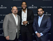 Haute Living Celebrates Michael Strahan With Zenith Watches At Philippe Chow Downtown