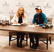 Bottoms Up Cocktails Sponsors LPGA Golfer Brittany Lang