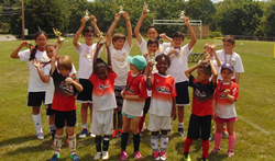 Nike Soccer Camps and Nova Soccer Academy teaming up to provide soccer camps and clinics in  McLean, Virginia.